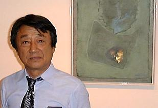 Abe Anjin, Photo from 2001