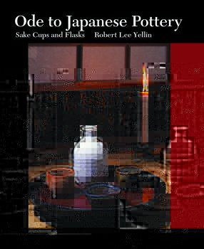 Cover of Yellin's Ode to Japanese Pottery book